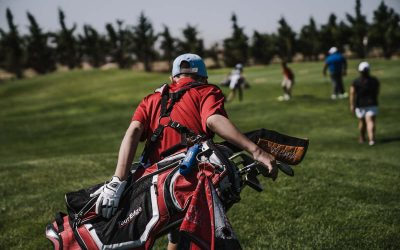Are you hitting the golf course, and not reducing your handicap?